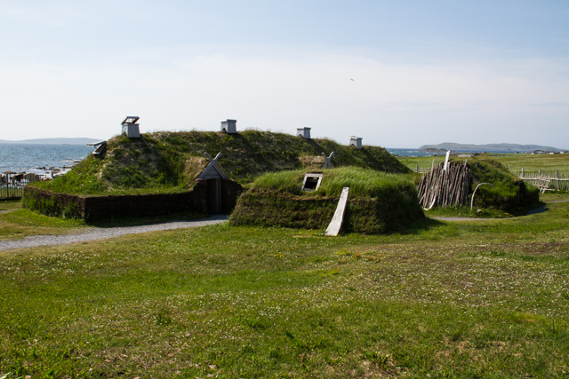 The Viking settlement