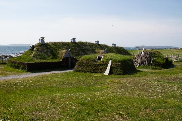 The Viking settlement