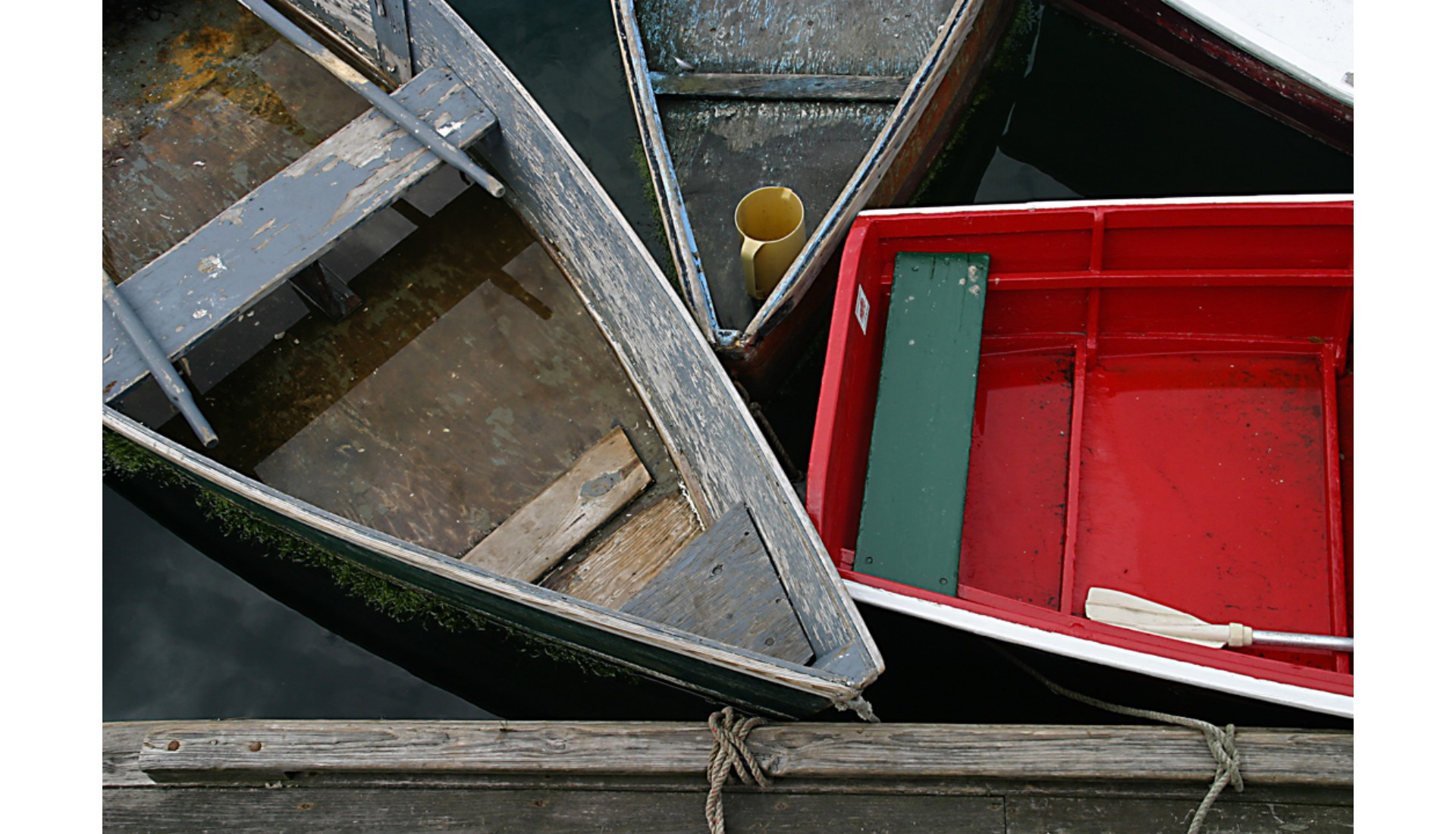 Rowboats, Rockport, MA, 2007